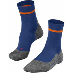 Falke RU4 Running Socks Men blue/orange